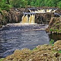 Low Force Waterfall, Teesdale, North Pennines by Martyn Arnold
