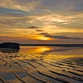Low Tide At Mayflower Beach by Amazing Jules
