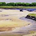 Low Tide Parsons by Susan Hanna