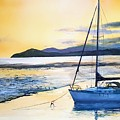 Low Tide by Tim Johnson