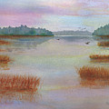 Lowcountry Sunset by Rosie Phillips
