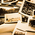 Lowdown On A Vintage Photo Collections by Jorgo Photography - Wall Art Gallery