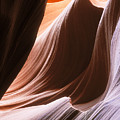Lower Antelope Slot Canyon by Sandra Bronstein