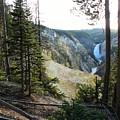 Lower Falls by Judith L Schade