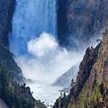 Lower Falls by Scott Moore