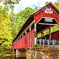 Lower Humbert Covered Bridge 3 by Steve Harrington