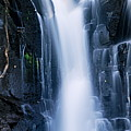 Lower Johnson Falls 3 by Larry Ricker