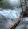 Lower Lewis River Falls by Gary Randall