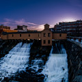 Lower Locks Gatehouse by Chris Bordeleau