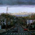 Lower Manhattan 2002 by Sarah Yuster