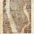 Lower Manhattan by Malcolm  Watson