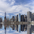 Lower Manhattan Nyc by Paul Fell