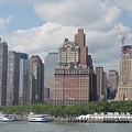 Lower Manhattan Panorama by Thomas Marchessault