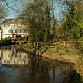 Lower Mill Of Cullompton  by Rob Hawkins