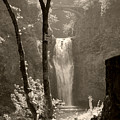 Lower Multnomah Falls by Unknown