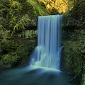 Lower South Falls Landscape by Adam Jewell