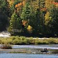 Lower Tahquamenon Falls  4351 by Jack Schultz