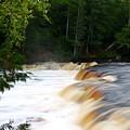 Lower Tahquamenon Falls by Devon Kotke