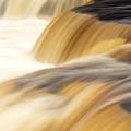 Lower Tahquemenon Falls by Amanda Kiplinger