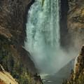 Lower Waterfalls by Robert Bales