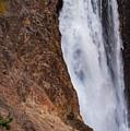 Lower Yellowstone Falls by Bob Phillips