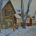 Lowertown Scene No. 2 by Lise PICHE