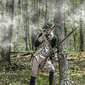 Loyalist Skirmisher  American Revolution by Randy Steele
