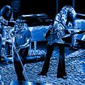 Ls #40 Enhanced In Blue by Ben Upham