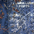 Lube Port by Stephen Mitchell
