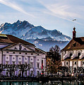 Lucerne's Architecture by TK Goforth