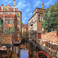 Luci A Venezia by Guido Borelli