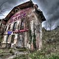 Luciano's Motel by Enrico Pelos