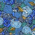Lucia's Flowers by Sarena Mantz