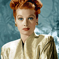 Lucille Ball by Everett Collection