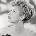 Lucille Ball Portrait, 1940s by Everett