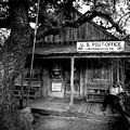 Luckenbach Texas by David Morefield