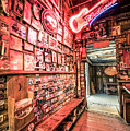 Luckenbach Wall Of Fame by Andy Crawford