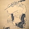 Lucky Gods Hotei by Keisuke Ueda