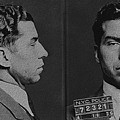 Lucky Luciano by R Muirhead Art