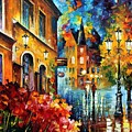 Lucky Night by Leonid Afremov