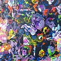 Lucky Nightshade  by Judith Desrosiers