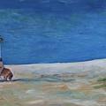 Lucy's Beach by Julie Dalton Gourgues