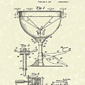 Ludwig Drums 1941 Patent Art by Prior Art Design