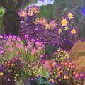 Luhan Garden  by Ruth Hansen