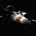 Luke's Original X-wing by Micah May