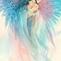 Lullaby Angel by Carolyn Utigard Thomas