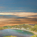 Lulworth Cove by Roy Pedersen