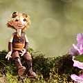 Lumuel In Spring by Heike Hultsch