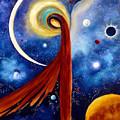 Lunar Angel by Marina Petro