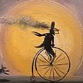 Lunar Cycle by Jason Etienne